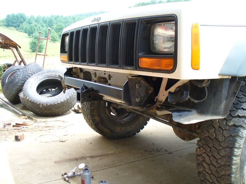 Jeep Cherokee Front Receiver Google Search Jeep Cherokee Jeep