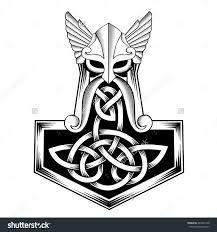 Znalezione Obrazy Dla Zapytania Viking Tattoo Wzory Ins