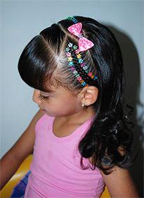 Curso De Peinados Infantiles Peinados En 2019 Little Girl