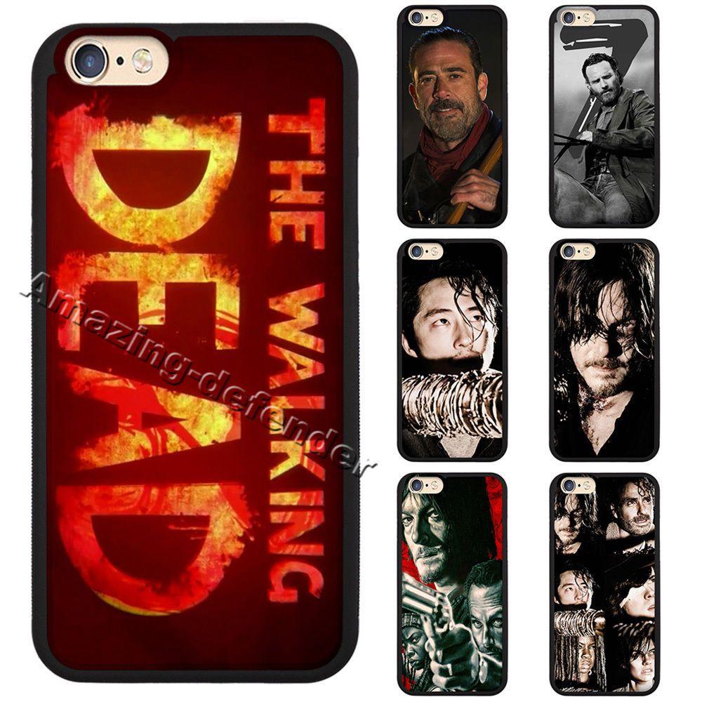Funda iPhone 6 Plus Negan The Walking Dead Funda iphone 6 plus