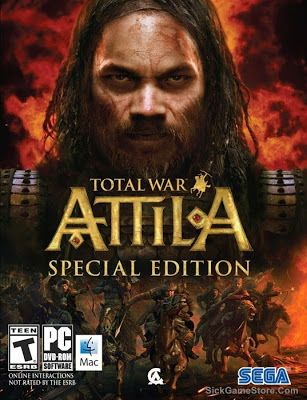 Total War Attila Real Time Strategy Video Game! $39.00  http://www.sickgamestore.com/2015/05/total-war-attila-special-edition.html  #games #videogames #totalwar