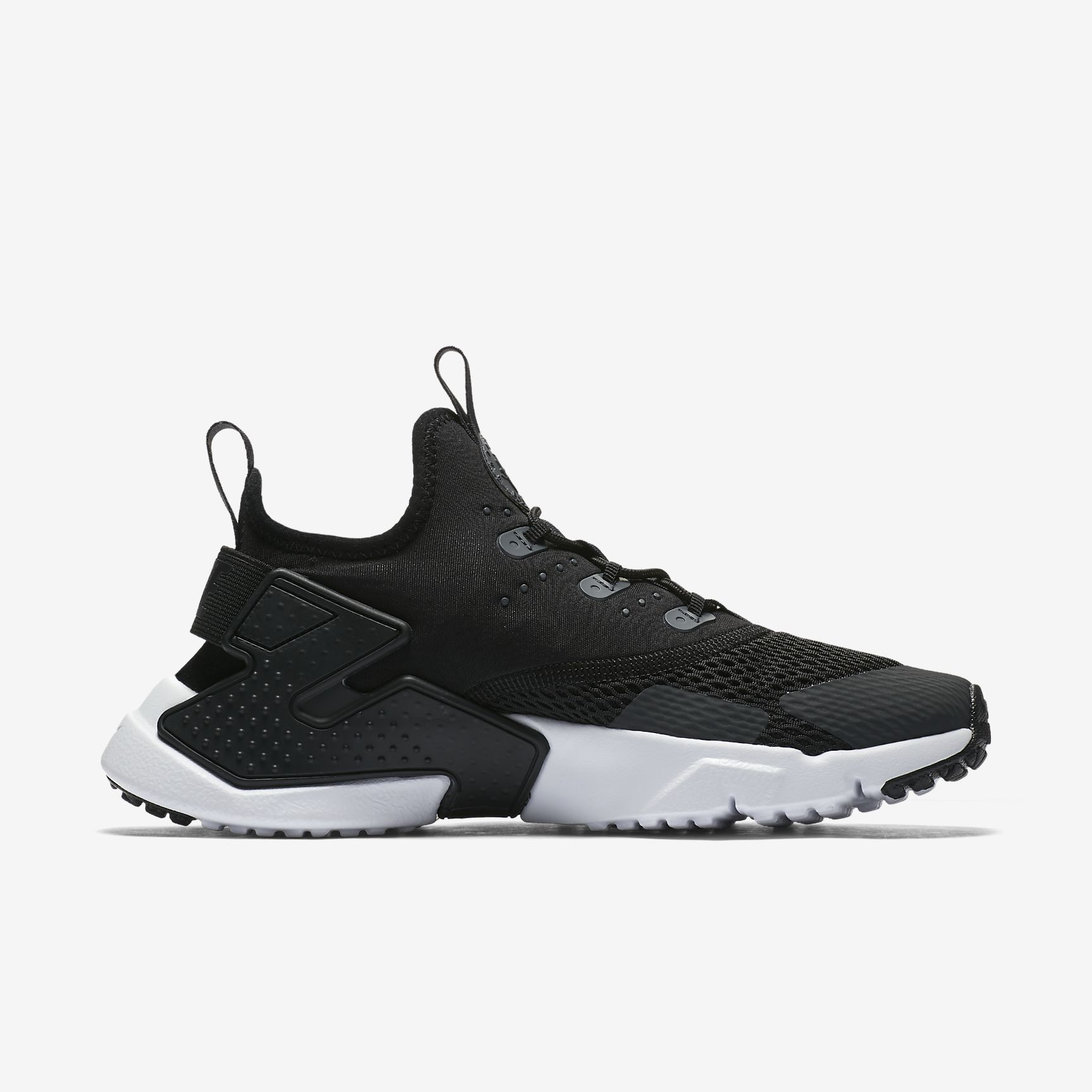 quality design 7b189 5a8a4 Chaussures Homme AIR HUARACHE Drift Noir Anthracite Blanc Anthracite