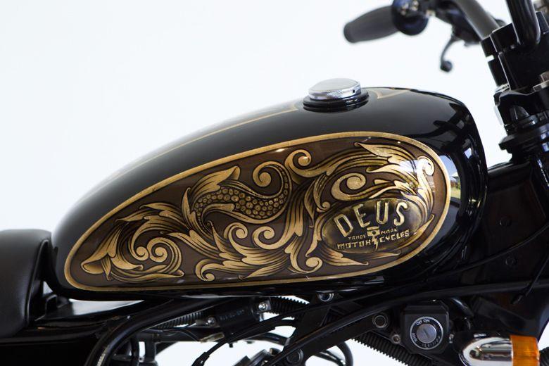 'Tanks' for the Gold. | Deus Australia