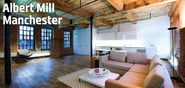 Find Albert Mill Apartments