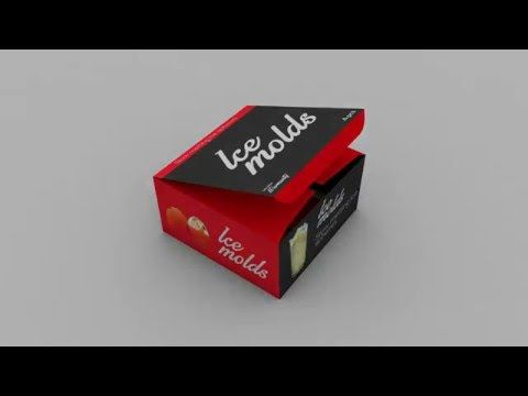 Cinema 4d Packaging Tutorial - YouTube | 3D | Tutoriales