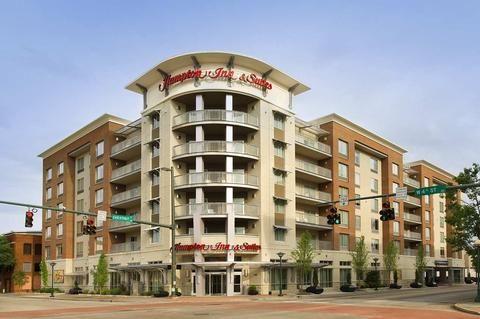 Downtown Chattanooga | Hampton Inn & Suites Chattanooga/Downtown in Chattanooga: Hotel Rates ...