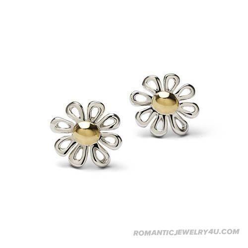 Tiffany Flower Earrings 3