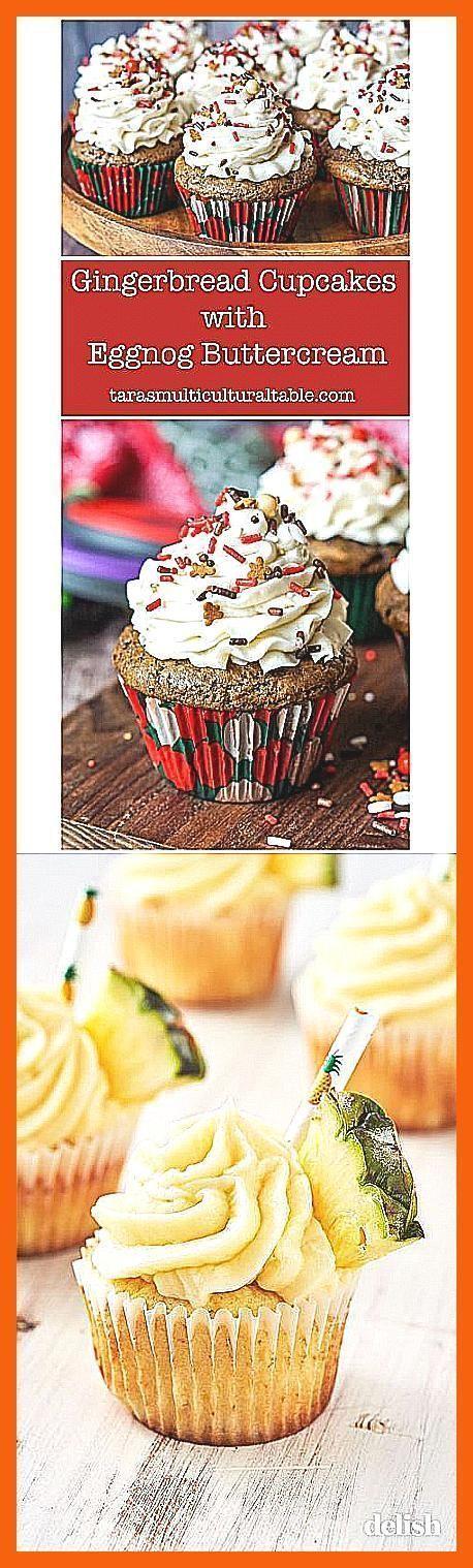 Photo of Kinder Schoko-Bon-Cupcakes – Lebkuchen-Cupcakes mit Eierlikör-Buttercreme #Chri…