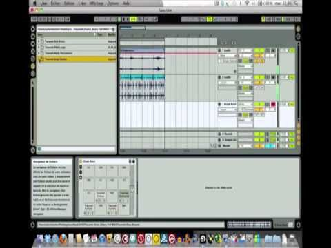 ▶ Episode 1 How to make a Hip Hop Beat with Ableton Live and a ...
