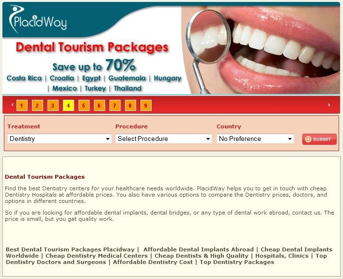 Are You Looking For Affordable Dental Implants Abroad