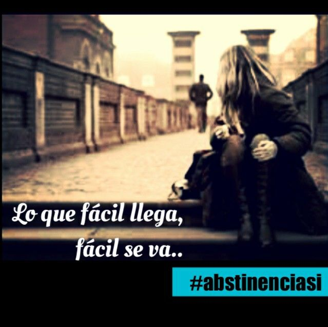 #AbstinenciaSi