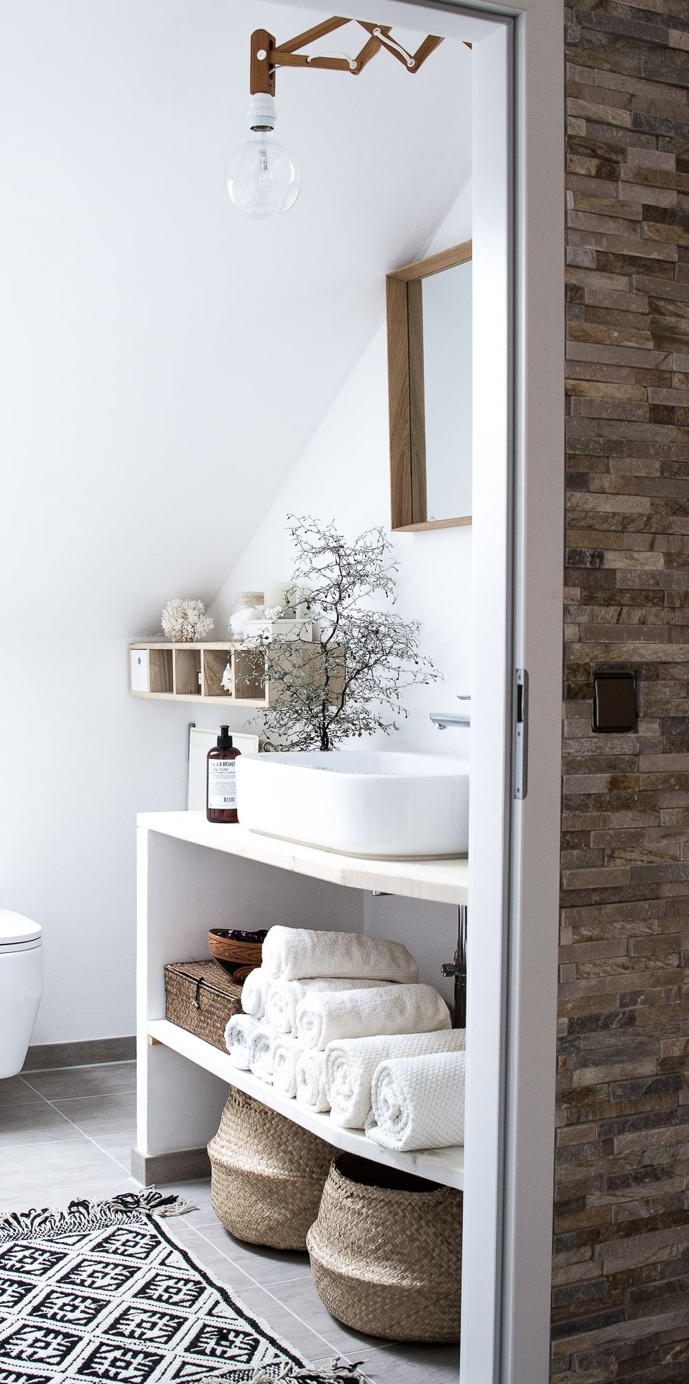 Alles Neu Das Badezimmer Kleine Badezimmer Schone Badezimmer Und Badezimmerideen