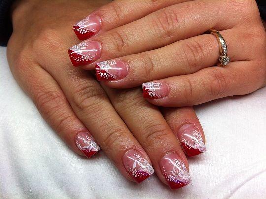 Christmas nail art gallery from carnival nail competition nail christmas nail art gallery from carnival nail competition prinsesfo Gallery