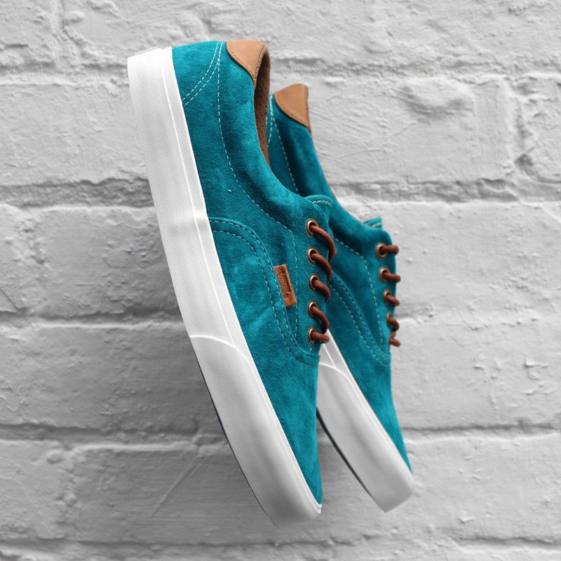 d63d375b4f5d Vans Era 59 CA (Pig Suede) Harbor Blue California Collection ...