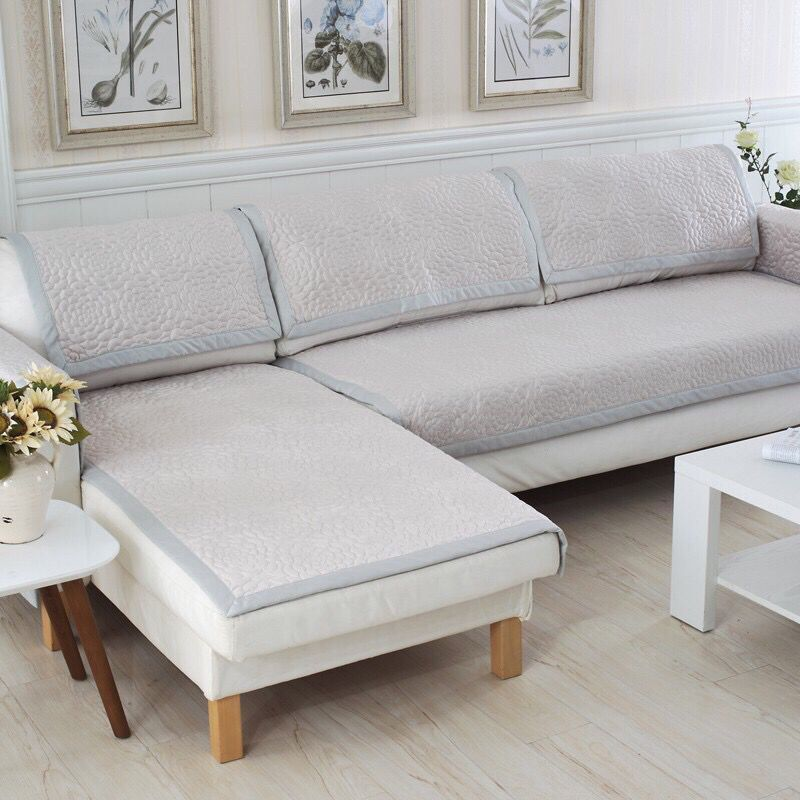 1pc Sofa Cover Modern Furniture Covers Sectional Slipcovers Couch