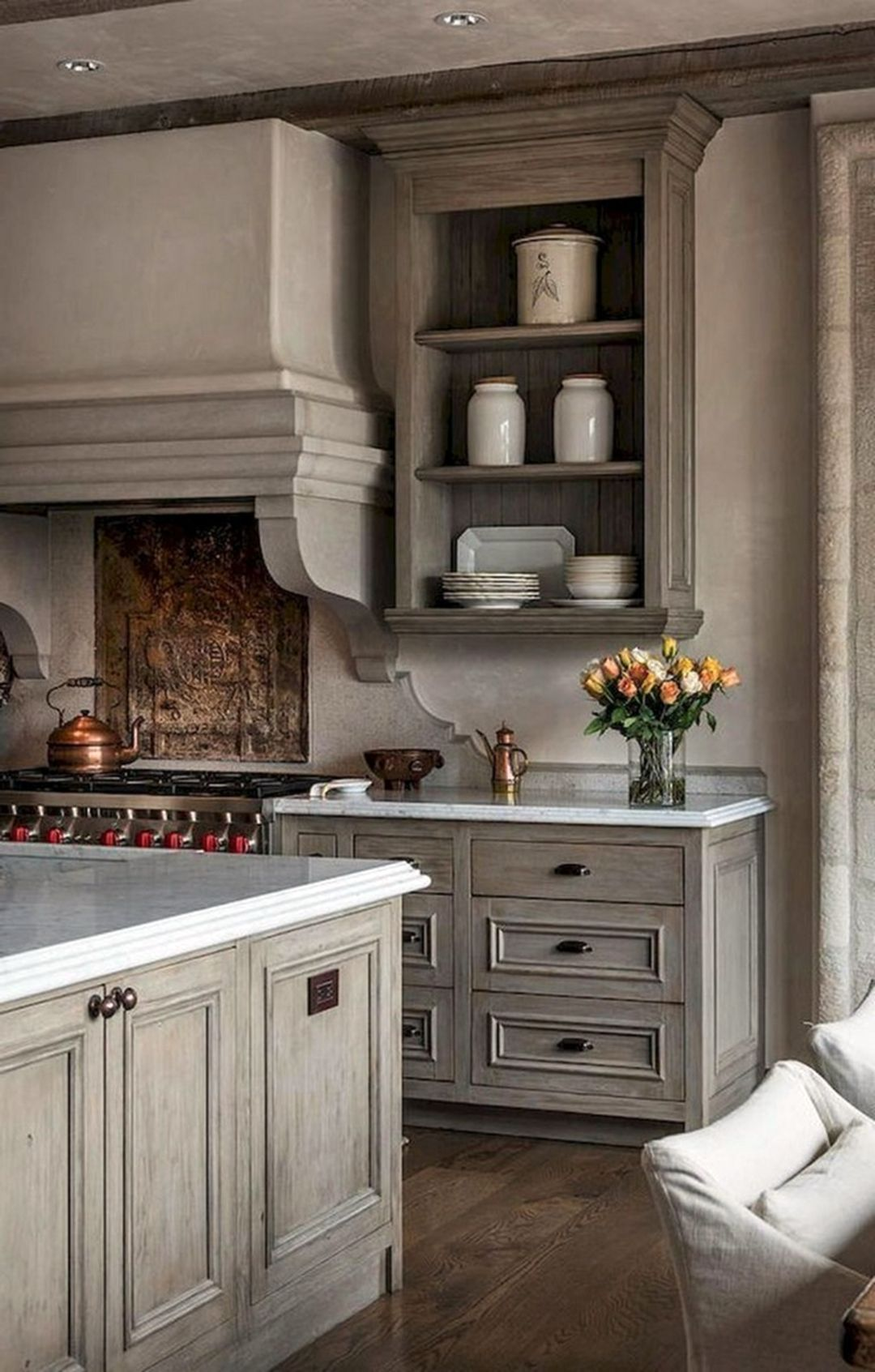 11 Elegant Modern Rustic Farmhouse Kitchen Ideas