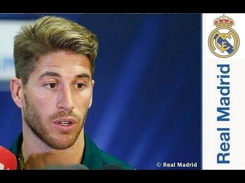 Sergio Ramos Sergio Ramos: En casa saldremos a tope desde el primer minuto