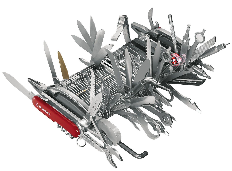 Alguien necesita un cuchillo?