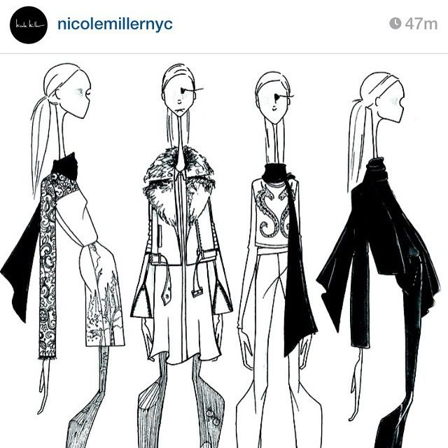 #regram from @nicolemillernyc check out their blog for the Artist Spotlight article featuring Be Lovely!!! #blog #fashion #interview #love #dream http://www.nicolemiller.com/le-blogue/?p=4369