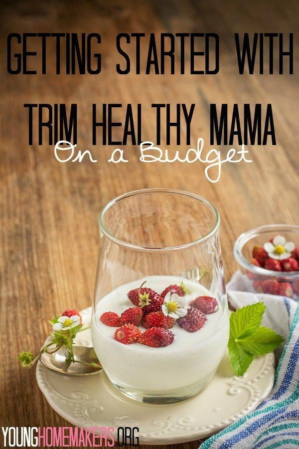 How to Get Started with THM on a Budget. #largefamilytable #thm #thmonabudget #healthyeating #getsta...