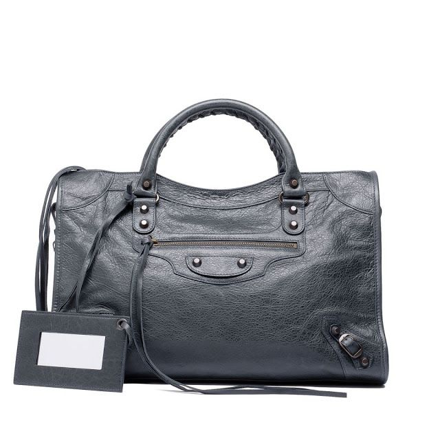 a0b4c114a16b Scattered Sunday  My Favorite Things - Balenciaga bag in Anthracite ...