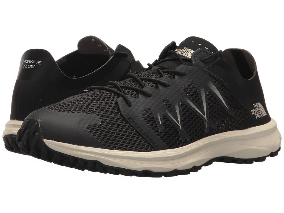 a6328c084 The North Face Litewave Flow Lace Women's Shoes TNF Black/Vintage ...