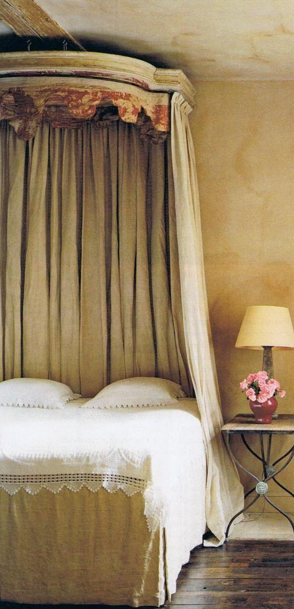 17 franska sovrum som är omöjliga att motstå - Sköna hem