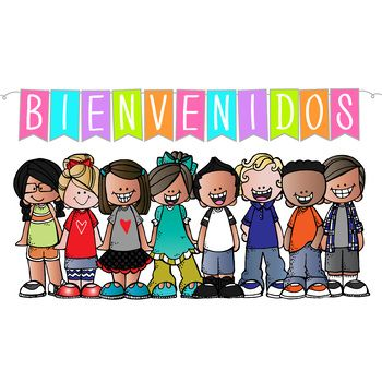 Image result for clipart bienvenidos