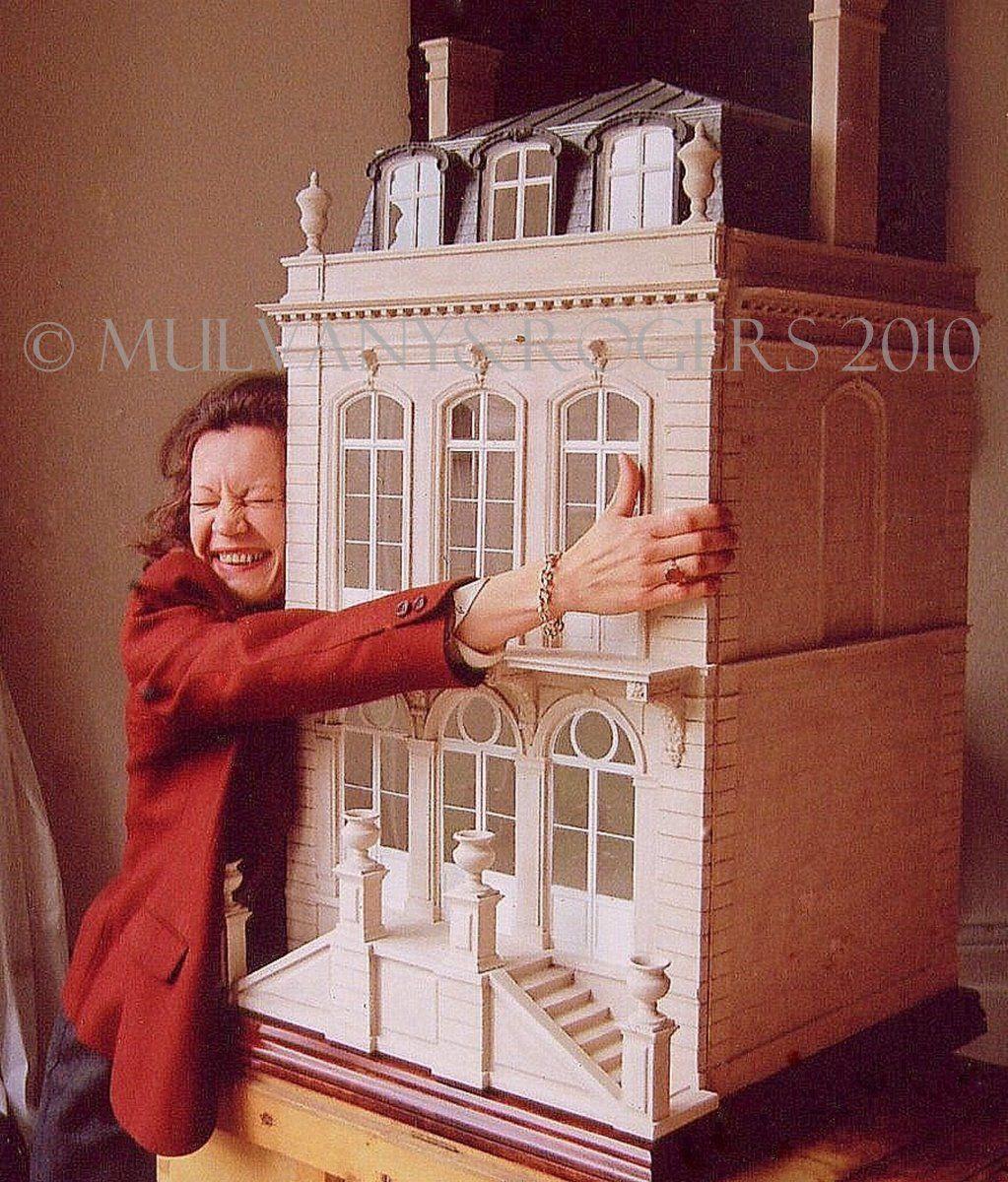 Dollhouse Miniatures : Mulvany & Rogers Dollhouse Share