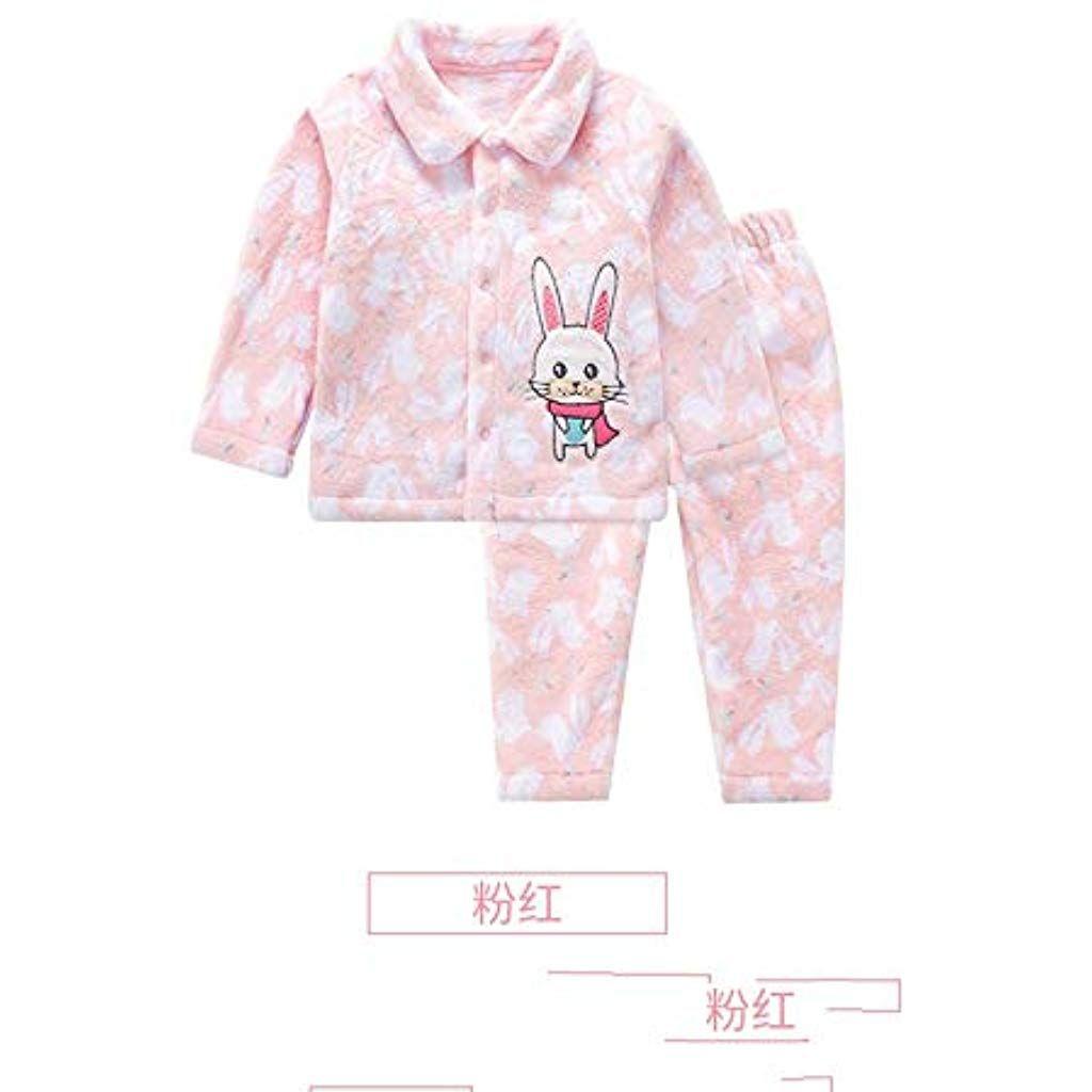 8a75dd32b5a11 OPPP Pyjamas pour enfants Vêtements de Service à Domicile pour garçons et  Filles en Automne et