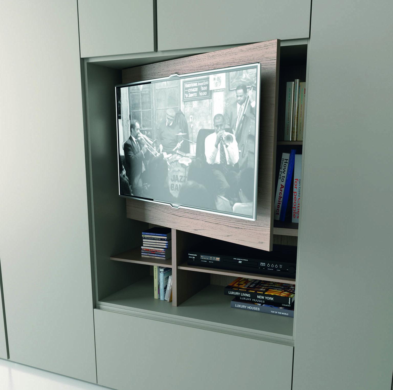 Mobile tv a scomparsa simple letto a scomparsa con mobile porta tv nikai tv cleverit with - Mobile porta tv a scomparsa ...