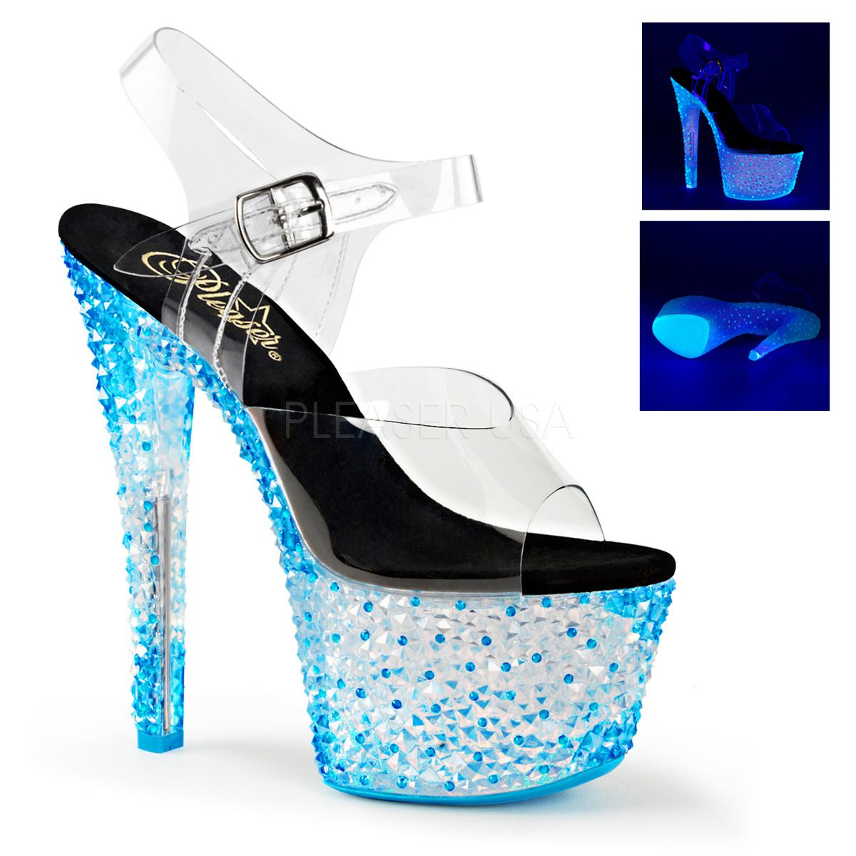 35f3f1081abf26 Pleaser SHOES   BOOTS   Platforms (Exotic Dancing)   7