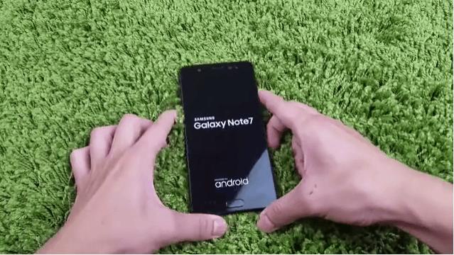 Samsung Galaxy S7: Se filtra información de un prototipo