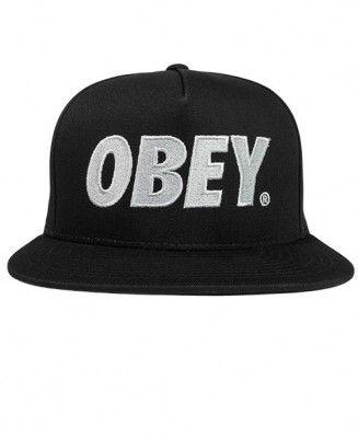 13892dd5c7e Obey - The City Snapback Cap -  20