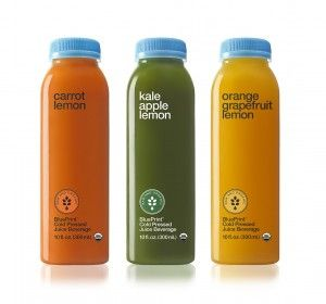Three new flavors for the brand carrot lemon kale apple lemon and juicy news blueprint launches 3 new flavors wholefoods but i have made them with my own juicer malvernweather Gallery