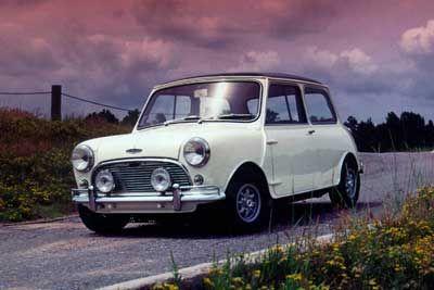 1960's mini cooper. | random cool things | classic mini, mini morris