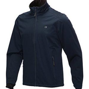 Calvin Klein Silent Swing Waterproof Golf Jacket Navy Medium ...