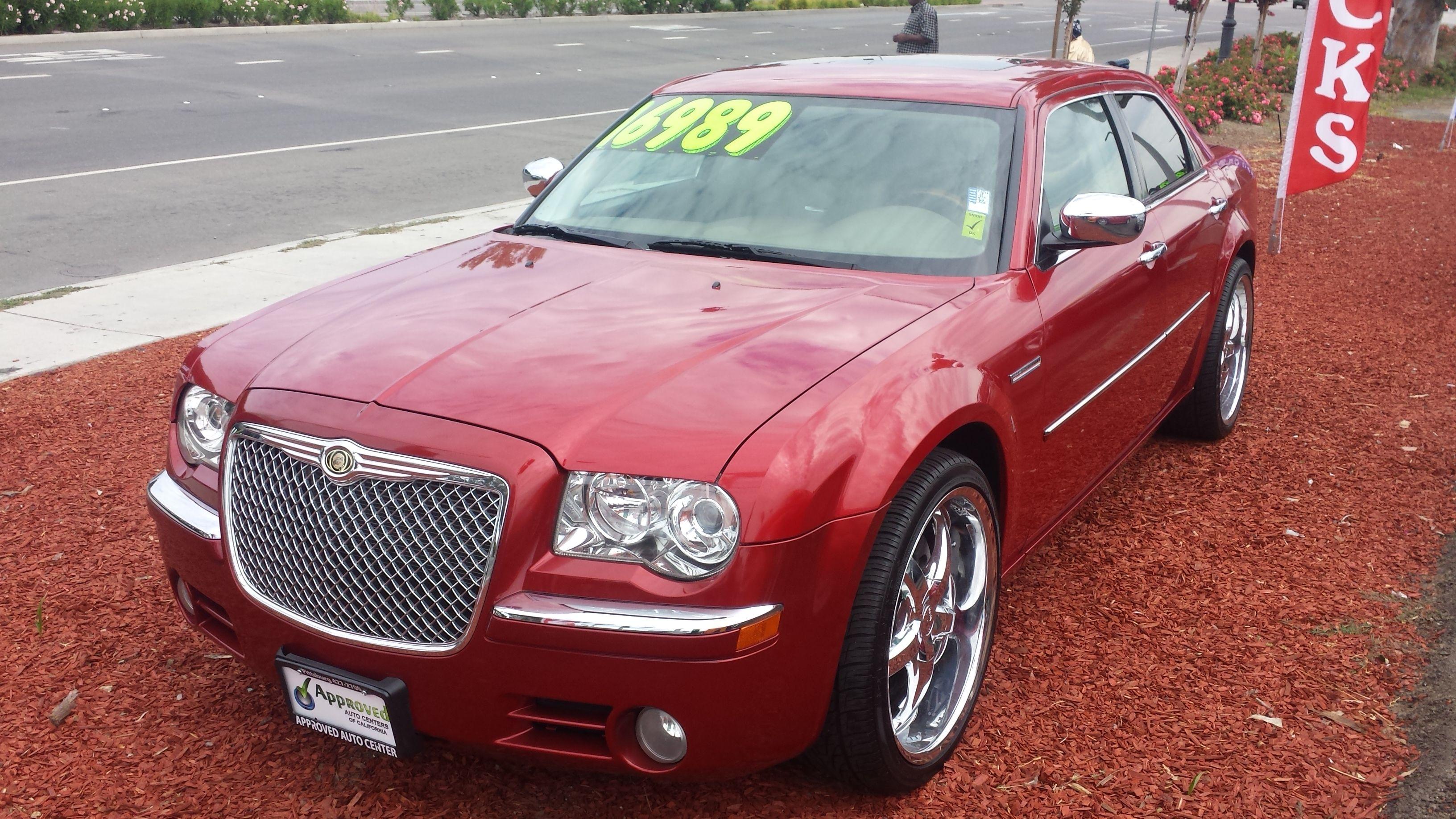 Chrysler 300 C 2009 Heritage Edition The 300c Combines Hemi