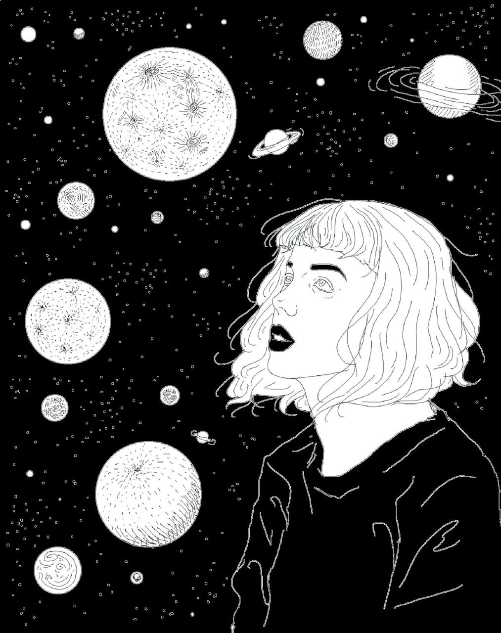 Line Art Universe : N o q u a r t e k m p f instagram
