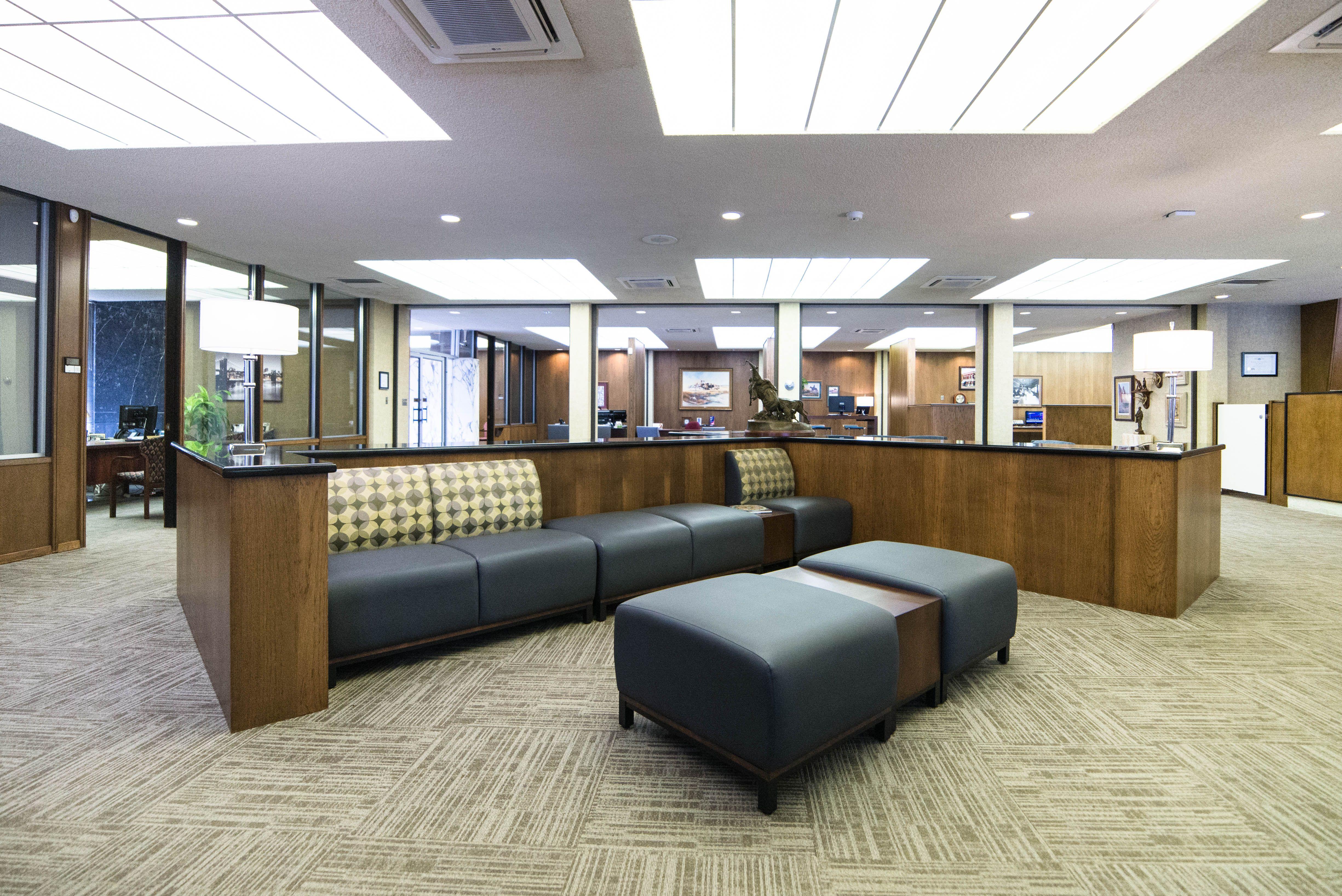 Corbin & Merz Architects Security National Bank