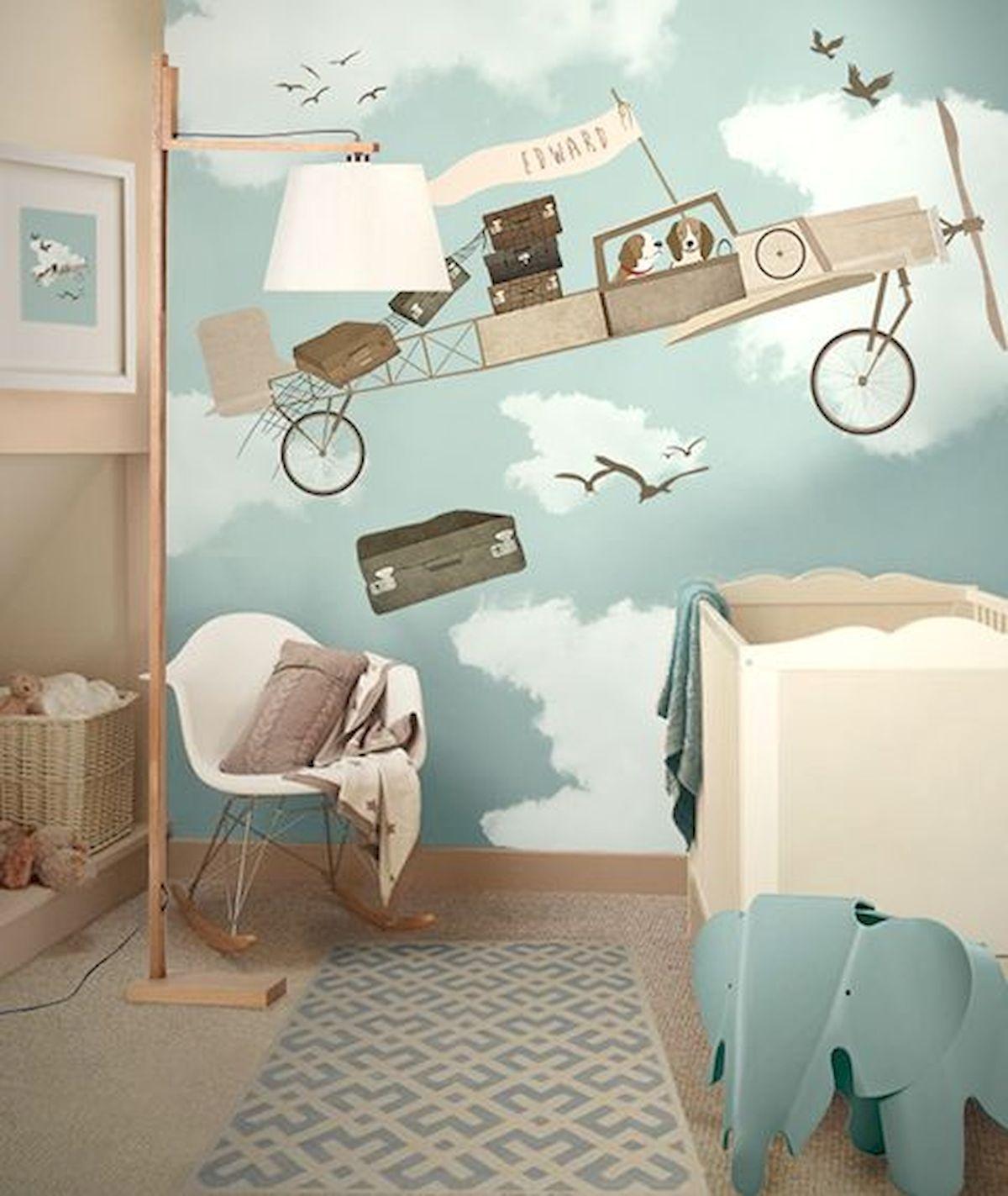 Little hands dreamy and whimsical kids room nice 40 adorable nursery room ideas
