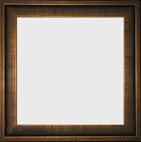 oil rubbed bronze finish picture frame Frame, Silhouette
