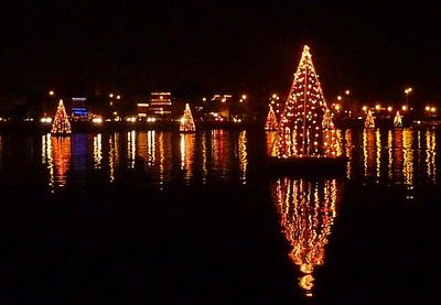 the christmas lights in naples were magic belmont shore long beach