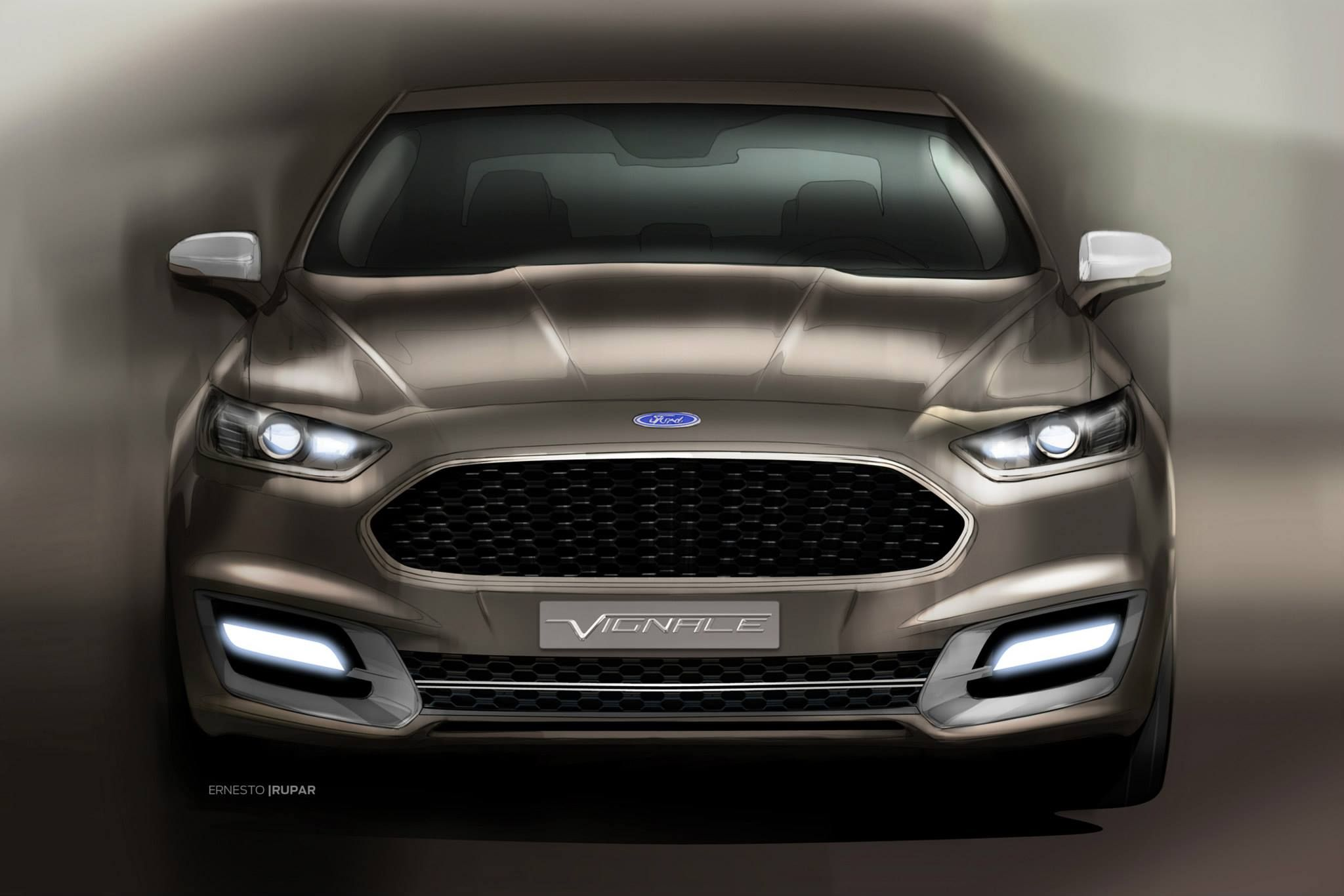 Car Design Ford Iv Facebook Ford Vignale Ford Ford Mondeo