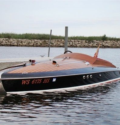 One of the coolest wooden boats I've ever seen!   Wooden ...