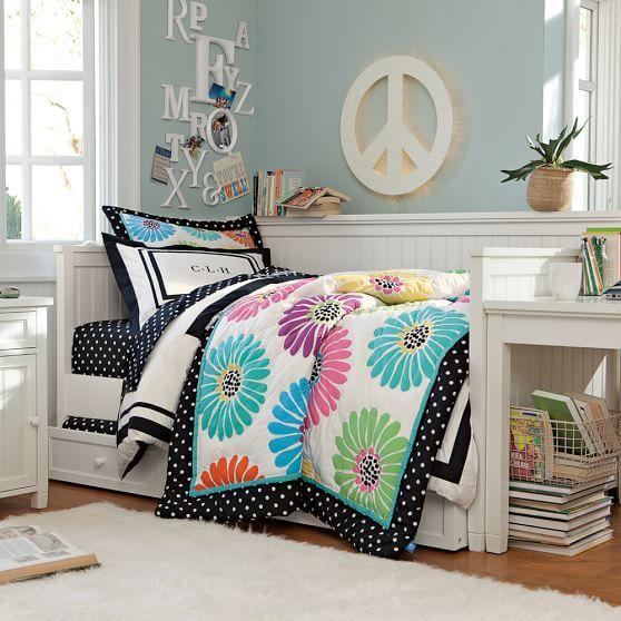 beadboard daybed set pbteen - Pottery Barn Teen Bedroom Furniture
