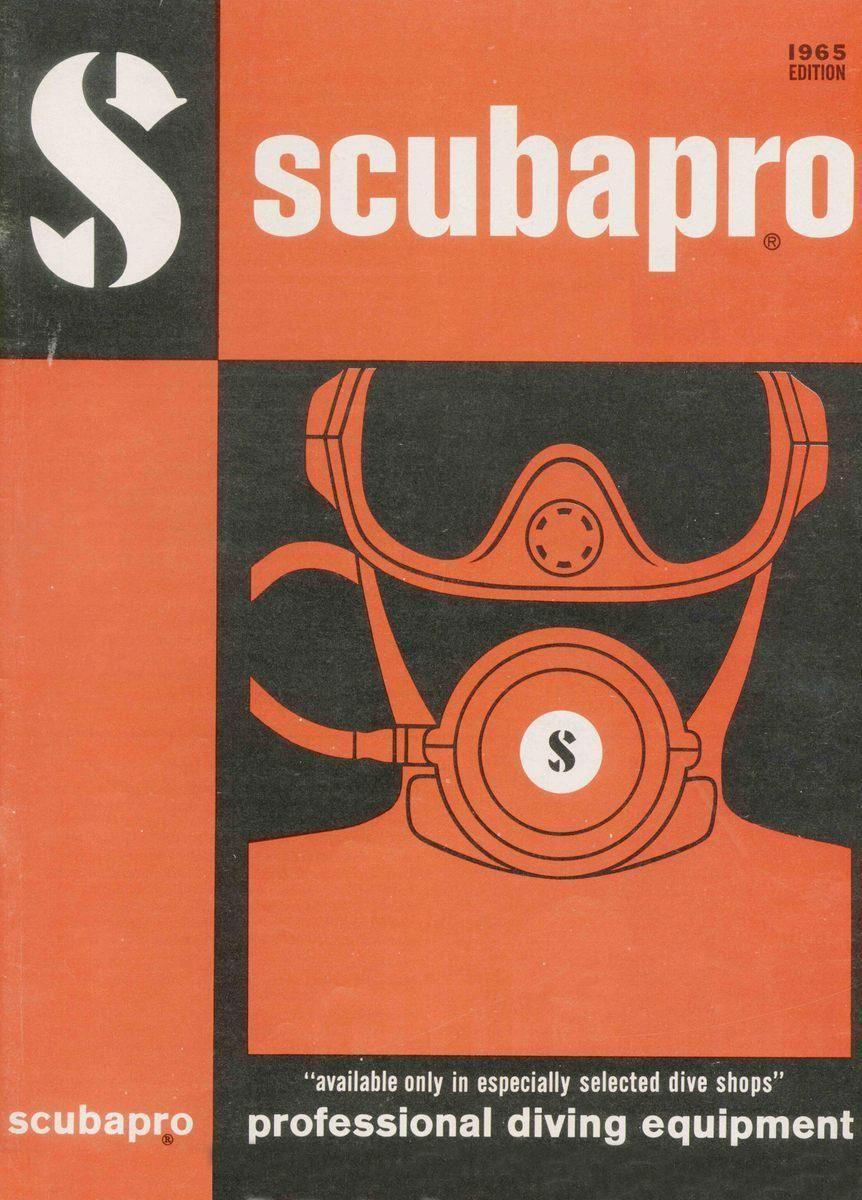 Scubapro 1965 Scubadivingmagazine Diving Scuba Diving Quotes Scuba Diving Magazine