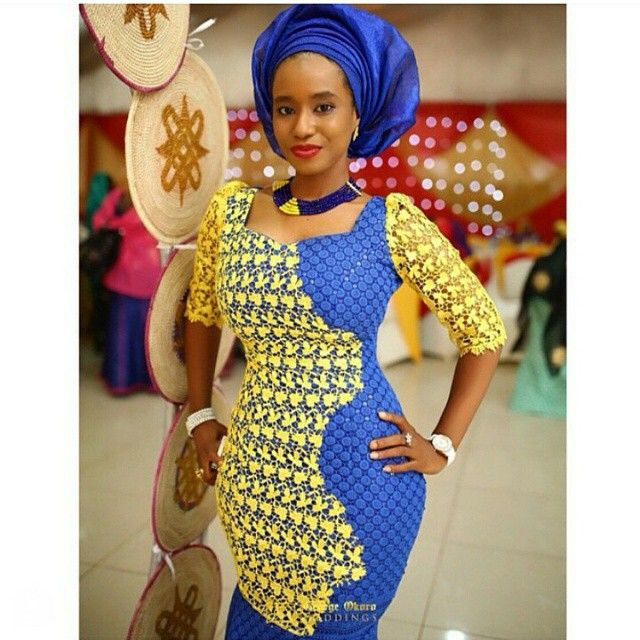 Astonishing, Vibrant, Radiant & Dazzling WDN Aso-Ebi Styles - Wedding Digest Naija