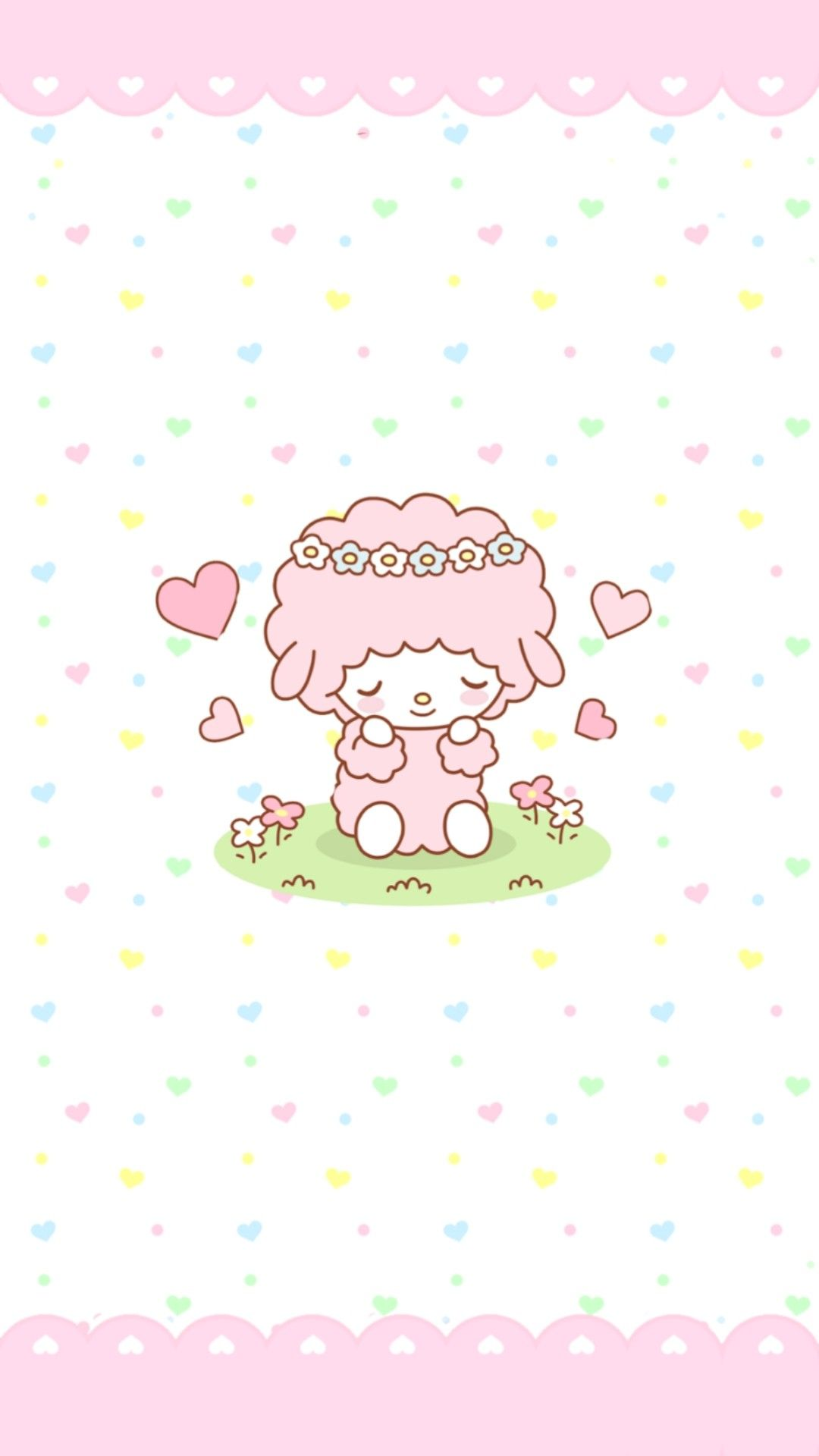 My Sweet Piano Hello Kitty Images Kawaii Wallpaper My Melody Wallpaper