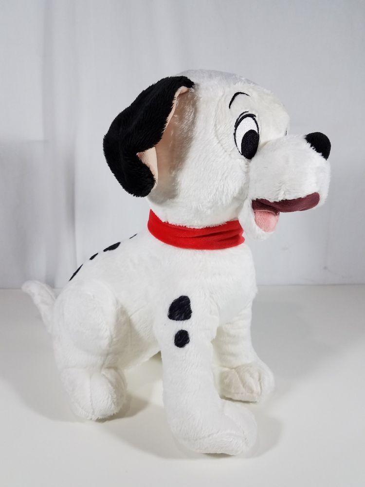 Disney 101 Dalmatian Puppy dog stuffed animal Disney